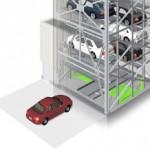 AutometedTowerParking
