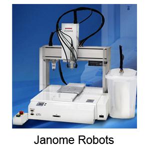 Janome Robots