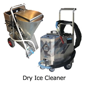 Dry Ice Cleaner